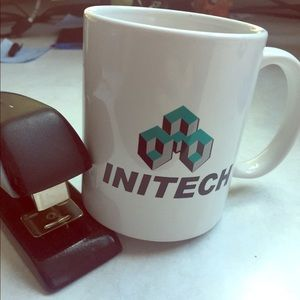 Office Space Initech Mug -double sided